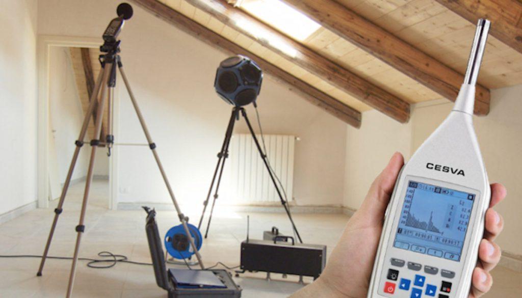 AudioLab. Medición de aislamientos, limitadores sonoros, monitorización de ruido, estudios de impacto ambiental, instrumentación, formación, etc.