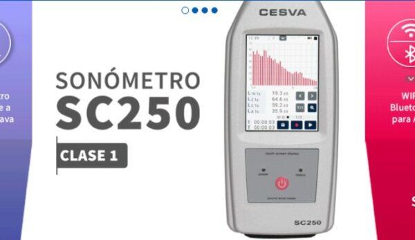 Cabecera SC250